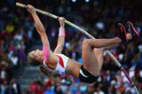 Kira Grunberg at the 2014 European Championships (Getty Images)