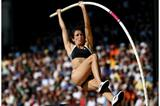 Jenn Stuczynski vaults at the US Olympic Trials (Getty Images)