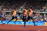 The men's 200m at the 2014 IAAF Diamond League meeting in Birmingham (Jean-Pierre Durand)