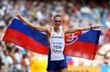 50km race walk winner Matej Toth at the IAAF World Championships, Beijing 2015 (Getty Images)