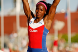 Yarisley Silva, winner of the pole vault at the Pan American Games (Getty Images)