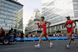 Francisco Javier Fernández en route to his win in La Coruña (Getty Images)