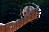 The discus in action (Getty Images)