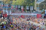 The start of the 2008 Chicago Marathon (Getty Images)