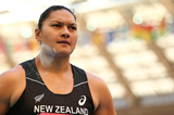 Valerie Adams at the IAAF World Championships in Moscow (Getty Images)