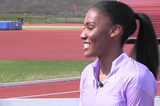Ajee Wilson on IAAF Inside Athletics  (IAAF)