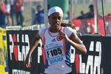 Alemitu Bekele takes the honours at the Cinque Mulini (Lorenzo Sampaolo)