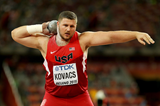 Joe Kovacs in the shot put at the IAAF World Championships Beijing 2015 (Getty Images)