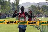 Kenyan Peter Kamais wins in Torres Vedras (Marcelino Almeida)