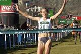 Benita Johnson wins the Amorebieta Cross Country (Unai Sansuátegui)