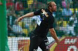 World champion Robert Harting is made to settle for second place in the discus behind Virgilijus Alekna (Getty Images)