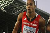 Trinidad and Tobago's Machel Cedenio in action (Getty Images)