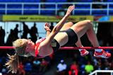 Lisa Maihofer at the IAAF World Youth Championships, Cali 2015 (Getty Images)