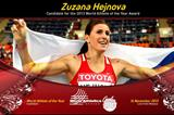 Zuzana Hejnova ()