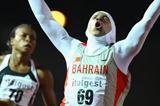 Big PB for Rakia Al-Gassra in Milan (Getty Images)