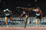 David Oliver dips to 12.93 sec in Zurich - Samsung Diamond League (Getty Images)
