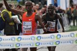 Paul Tanui pulls out a narrow win at the Elgoibar Cross Country (Alfambra Fundación ANOC)