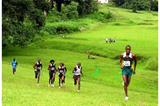 South Africa's Boy Soke leads the Southern Africa Region Champs (Mark Ouma)