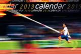 2013 IAAF Wall Calendar (IAAF)