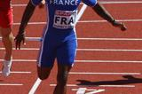 Martial Mbandjock at the European Cup in Annecy (Getty Images)