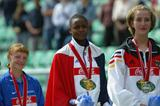 Marisa De Aniceto winner of the Heptathlon competition (Getty Images)