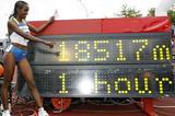 scoreboard says it all - One Hour World record for Dire Tune in Ostrava (graf.cz)