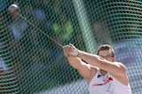 Pawel Fajdek in action in the hammer (Getty Images)