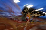 Action from the men's 10,000m (Getty Images)