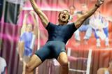 Renaud Lavillenie clears 5.93m at Aulnay Sous Bois (Jiro Mochizuki)