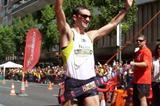 Francisco Javier Fernandez wins the 2008 Race Walking Challenge Final (Véronique Lauer)