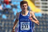 Christophe Lemaitre of France in the men's 200m first round (Getty Images)