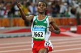 Two-time Olympic 10,000m champion, Kenenisa Bekele (Getty Images)