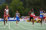 Norge Sotomayor wins the 400m Hurdles final (Getty Images)