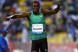 Cuba's Pedro Pablo Pichardo in action in the triple jump (Getty Images)