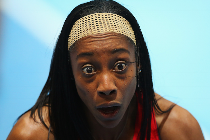 Chanelle Price Indoors 2014 ()