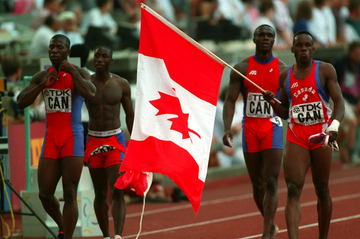 Canada Relay 1993 ()