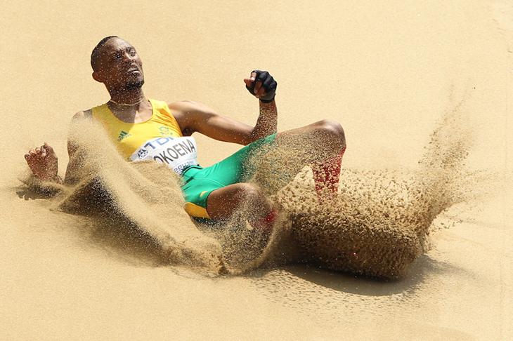 Godfrey Mokoena ()