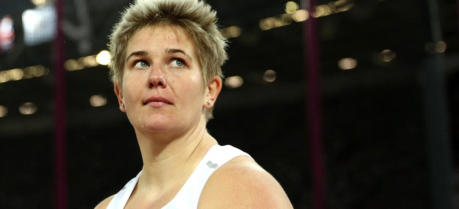 Hammer winner Anita Wlodarczyk at the IAAF World Championships London 2017 (Getty Images)