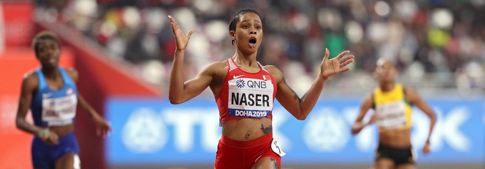 Athlétisme. Dopage: abandon des poursuites contre Naser