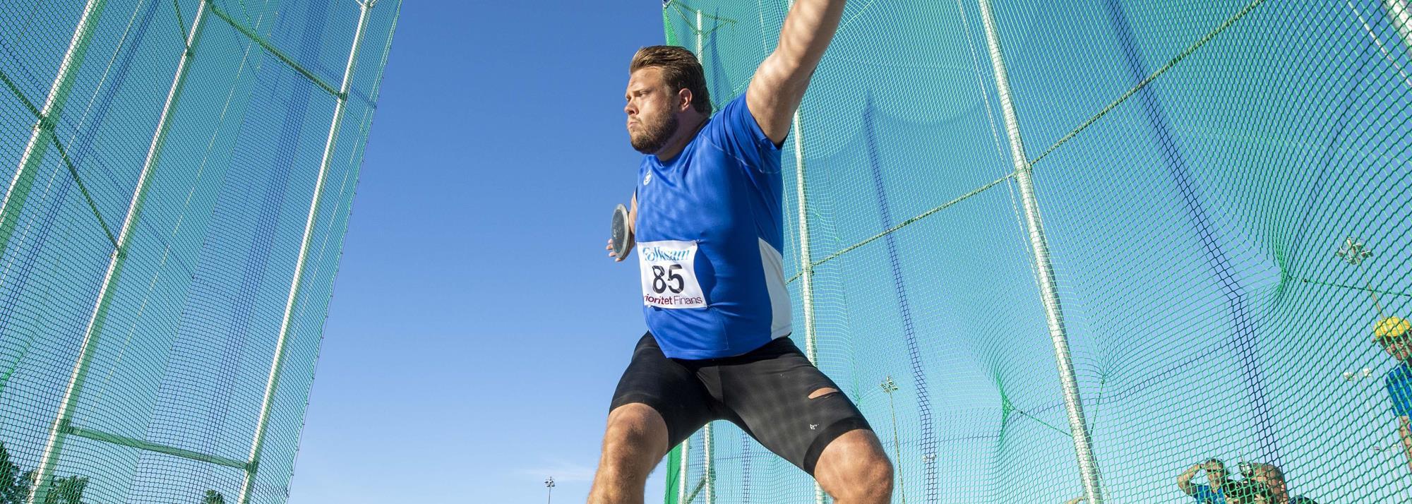 World Athletics | Stahl throws 71.37m in Sollentuna| News