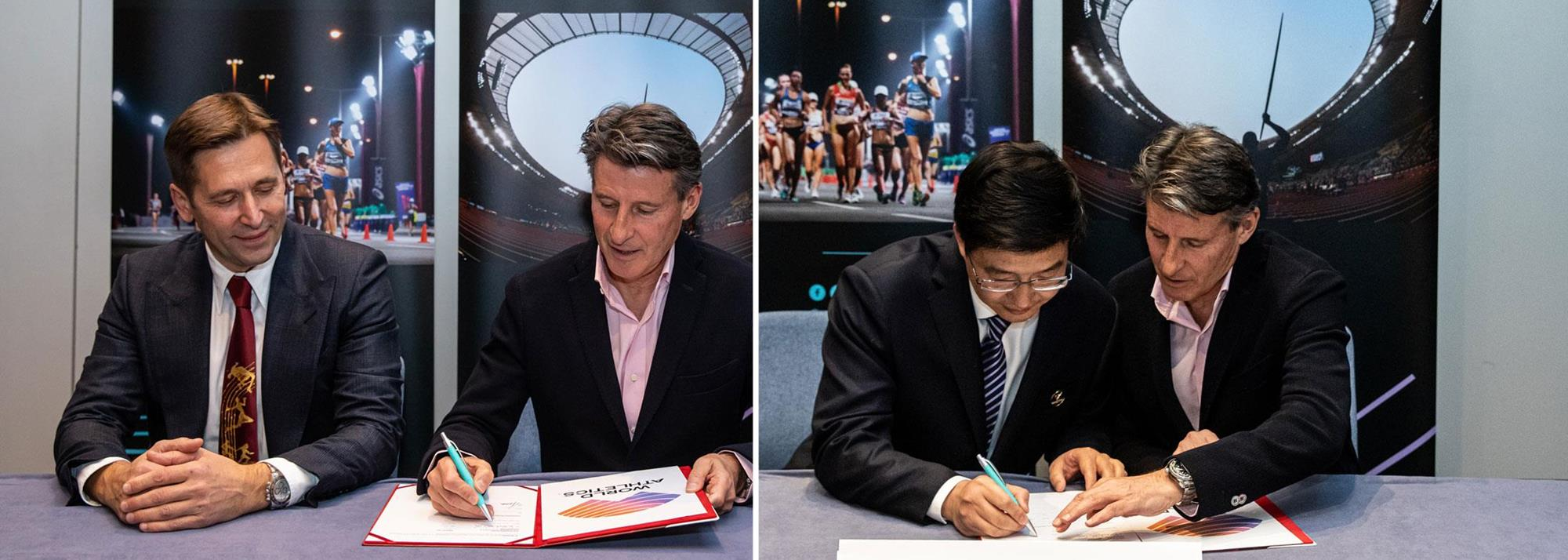 Belgrade and Yangzhou to host 2022 World Athletics Series competitions, RusAF reinstatement process suspended
