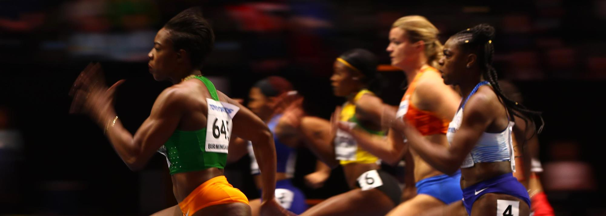 Fraser-Pryce and Ahoure to square off in Glasgow 60m