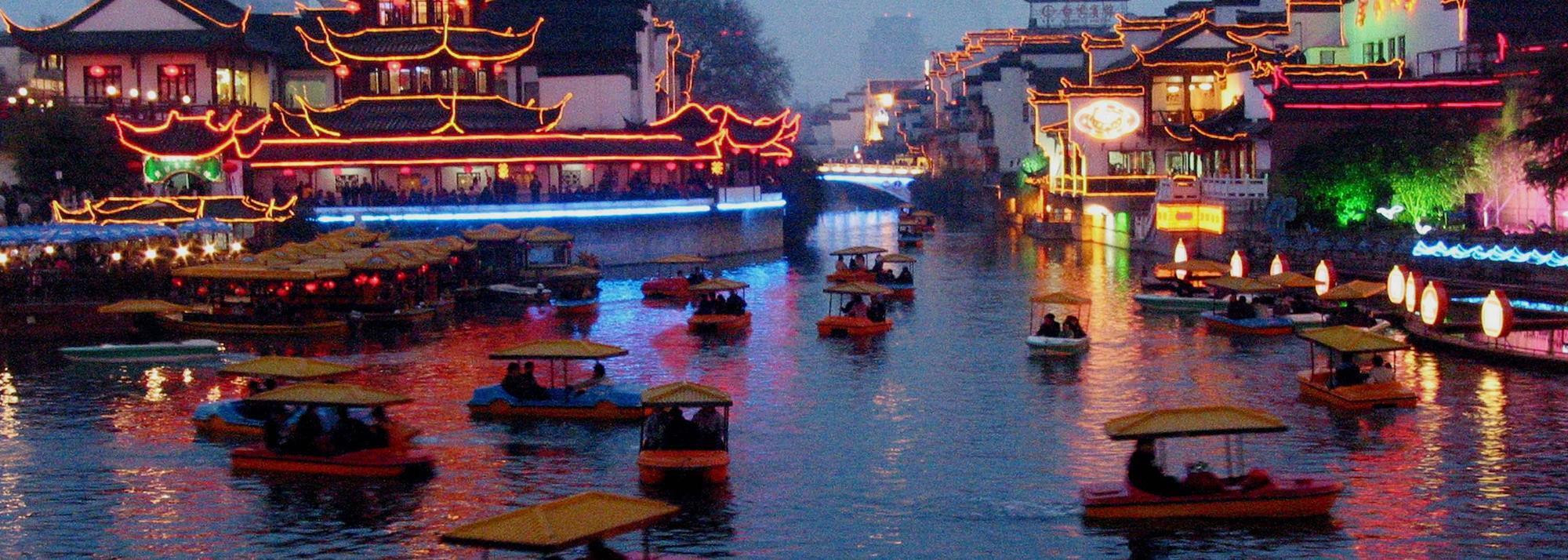 City guide - Nanjing