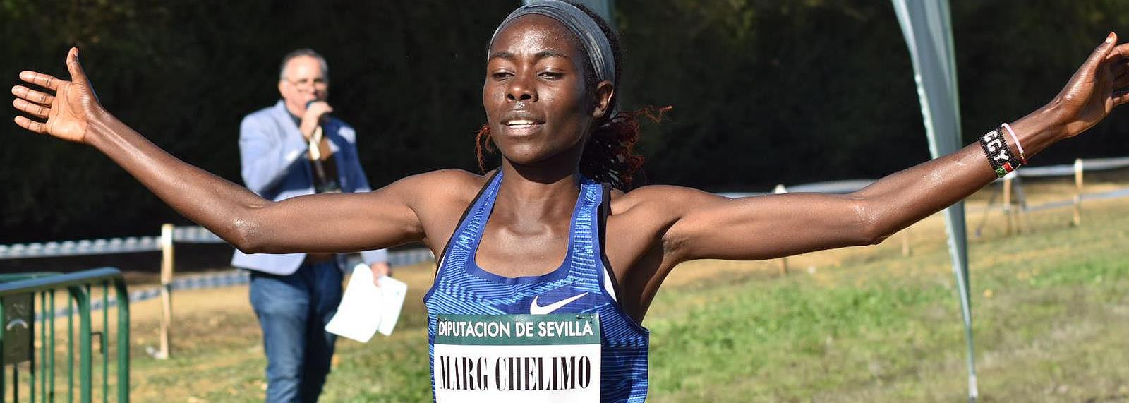 Worku maintains momentum as Chelimo reigns supreme in Seville