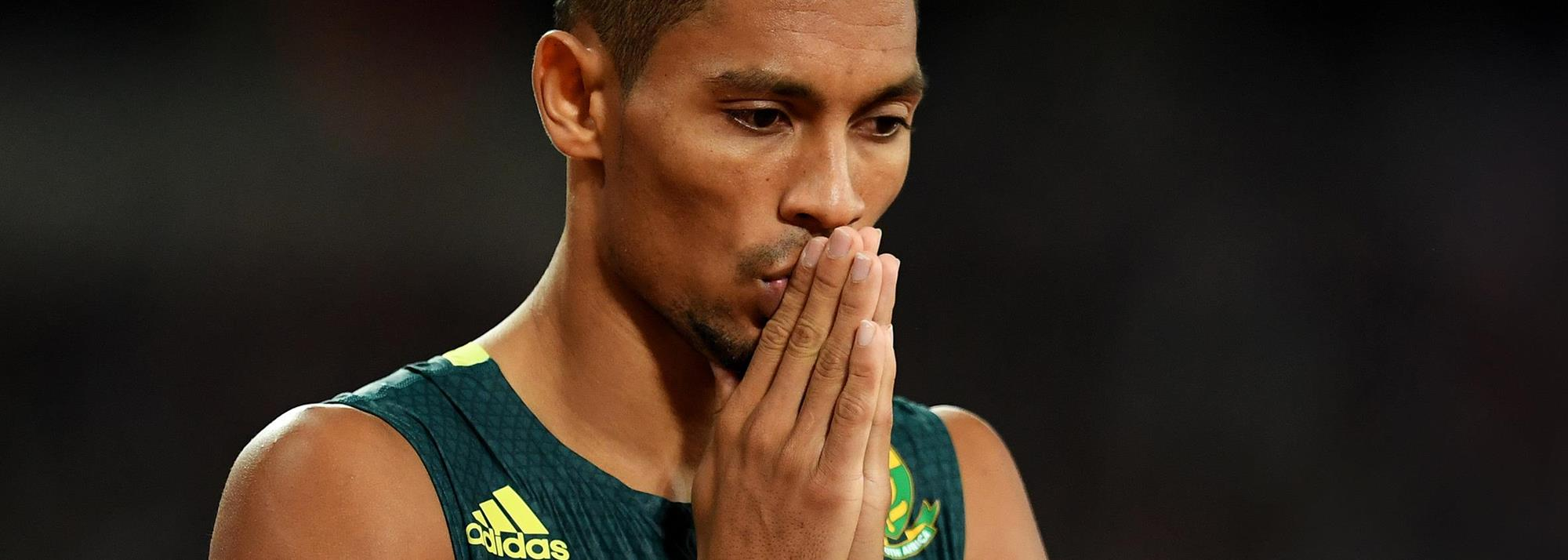 After two years on the sidelines, Van Niekerk ready to accept comeback challenge