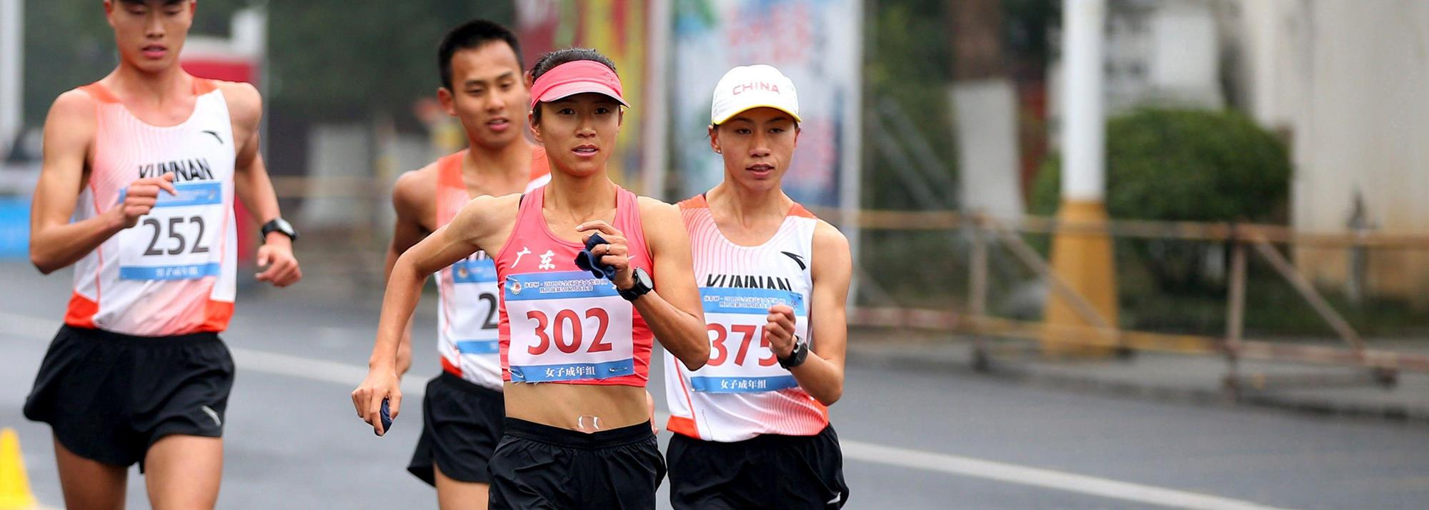 Olympic race walking qualifiers achieved by Liu in Taian and Karlstrom in Alytus