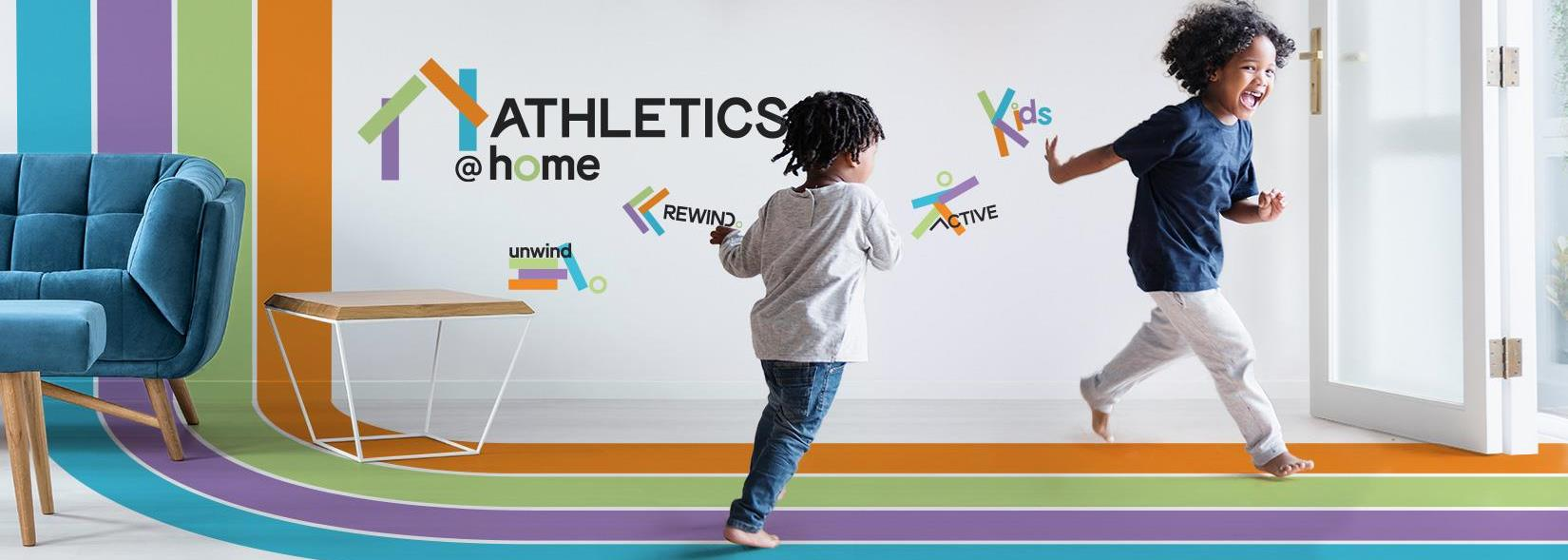 World Athletics launches Athletics@Home