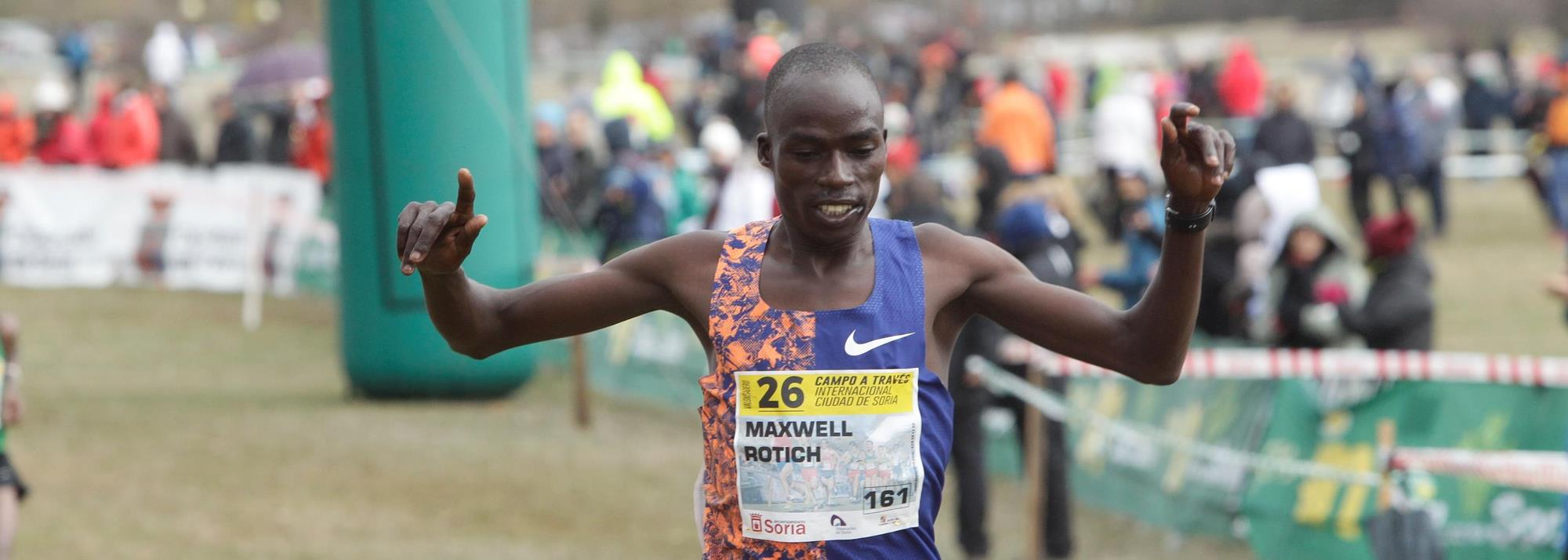 Rotich and Machado prevail in Soria