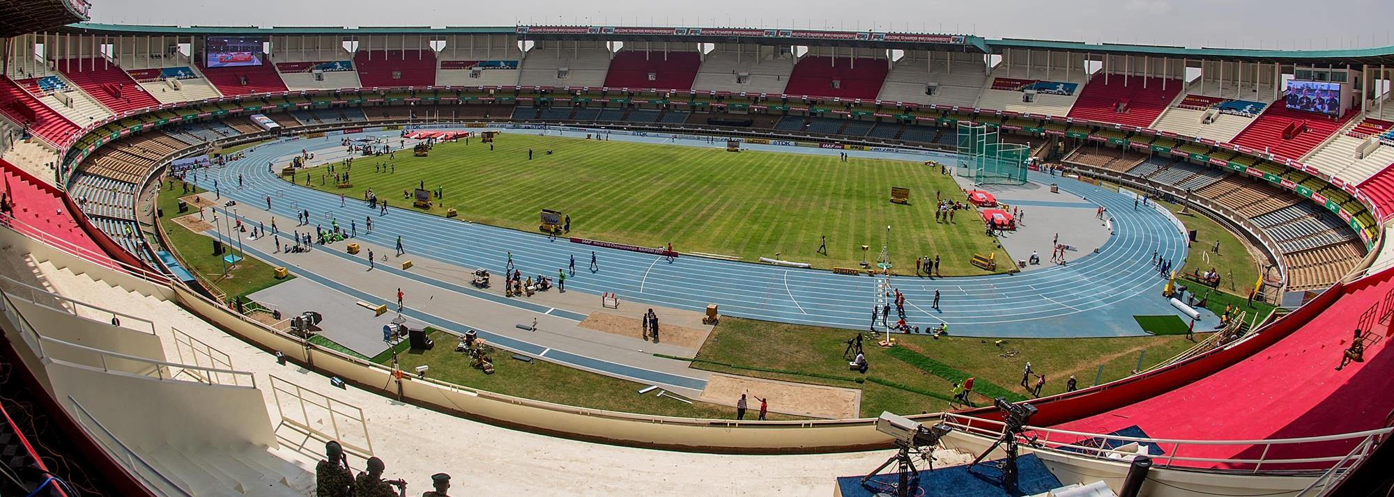 Air quality levels ready to be monitored in Nairobi ahead of World U20 Championships