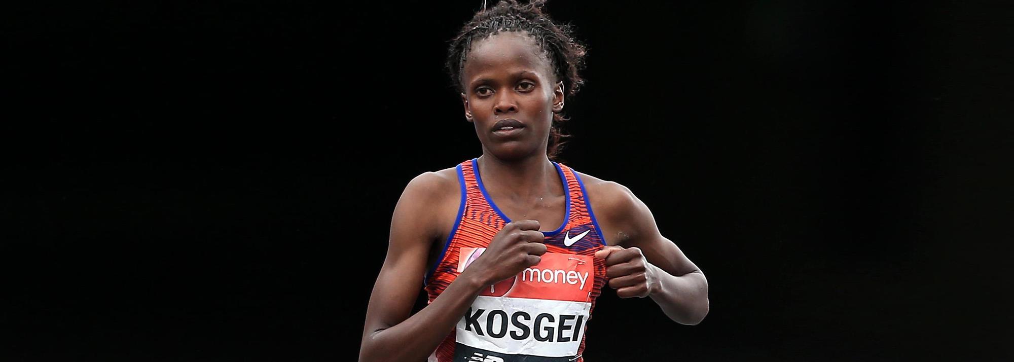 Kosgei leads deep fields for Ras Al Khaimah Half Marathon